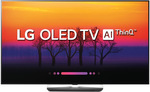 LG B8 65-inch (165cm) 4K Ultra HD OLED webOS TV $2799.00 + Delivery @ Myer