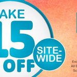 15% off Store Wide at Pushys