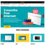 3 Months Free Wireless 4G Broadband on $85 Per Month Plan (24 Months) @ Optus