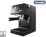 Delonghi Pump Espresso Machine $99 @ ALDI