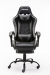 ZENEZ Gaming Chair PU Leather with Footrest $115.99 - $119.99 Delivered @ Gshopper Australia