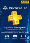 [US] PlayStation Plus - 12 Months Access USD $39.89/AUD $58.85 @ CDKeys