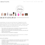 Win 10 Beauty Products From Beauticate