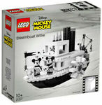 LEGO Ideas Steamboat Willie $83.19, Voltron 21311 $185.59, Creator Parisian Restaurant $159.36 Delivered @ Myer via eBay