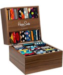 Happy Socks Cigar Box (42 Pairs) - $399 (Was $649.95) @ David Jones