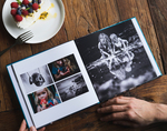 20% off Printed Cover Photo Books @ Momento