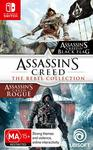 [Switch] Assassin's Creed Rebel Edition $31 + Delivery (Free with Prime / $39 Spend) @ Amazon AU