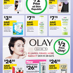 1/2 Price Olay & Skin Republic, 40% off Revlon, 30% Off MCoBeauty @ Woolworths