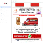 [WA] Free Vegetarian Meals for Isolated, Elderly, Medical, Disabled @ Amba Foods (Delivered Free to Suburbs in 6 Councils)