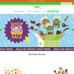 Up to 40% off Dog Treats @ Wag (Eg Medium Deer Antler $12.59, Was $20.99)