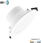 9W Smart Wi-Fi Downlight White Ambiance $25.46 (was $29.95) + Free Shipping @ Lectory.com.au