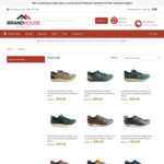 Ferricelli Mens Leather Shoes Selected Styles $59.95 + Shipping @ Brand House Direct