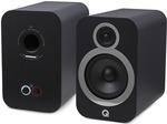 Q Acoustics 3030i Bookshelf Speakers Pair (White) - $699 Delivered (RRP $999; Last Sold $888) @ RIO Sound and Vision