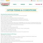 [VIC] Free Delivery on Orders over $25 @ Krispy Kreme via Menulog
