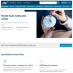 ANZ Home Loan Refinance $3000 Cashback Plus 0.18% Bundle Rebate From Celebration Finance