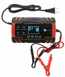 55% off 12V/24V 8A Pulse Repair LCD Car/Motorbike Lead Acid & AGM Battery Charger - US$22 (~A$30) Shipped @ Banggood