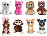 Feisty Pets Stuffed Toys $5 @ Big W (Was $25)