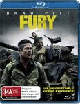 [Back Order] Fury (Blu Ray) $3.95 + Delivery ($0 with Prime/ $39 Spend) @ Amazon AU