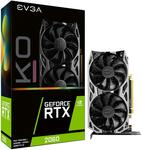 EVGA GeForce RTX 2060 KO ULTRA 6G $439 + Delivery @ Shopping Express