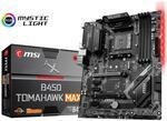 MSI B450 Tomahawk Max Motherboard $154.80, MSI MAG B550 Tomahawk AMD $242.10 + Delivery @ Shopping Express