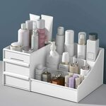 Cosmetic Storage Box - $1 + Delivery ($0 with Prime/ $39 Spend) @ Amazon AU
