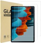 20% off 2pcs Samsung Galaxy Tab S7 11.0 Screen Protector $8.79 (Was $10.99) + Delivery($0 with Prime/ $39 Spend) @Seyarlh Amazon