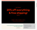 Free Shipping (No Minimum Spend) @ H&M