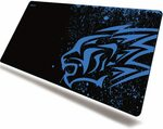 Blue Leopard Mouse Pad 700 * 300mm $9.99 + Delivery ($0 with Prime/ $39 Spend) @ Excovip via Amazon AU