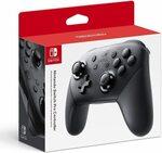Nintendo Switch Pro Controller $70 Delivered @ Amazon AU