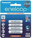Panasonic Eneloop 4 Pack AAA $17.60 + Delivery ($0 with Prime/ $39 Spend) @ Amazon AU