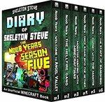 [eBook] Free eBook Box Set: Minecraft Diary of Skeleton Steve The Noob Years - Full Season 5 @ Amazon AU / US