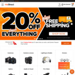 20% off Selected Items + Free Shipping @ digiDIRECT