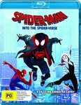 Spider-Man: Into The Spider-Verse Blu Ray $4.00 + Delivery ($0 with Prime/ $39 Spend) @ Amazon AU