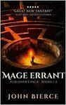 [eBook] Free - Mage Errant: Publisher's Pack, Book 1-2 - John Bierce - Audio Book $3.99 @ Amazon AU & US