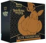 Pokemon Trading Card Game Shining Fates Elite Trainer Box $89 @ Kmart (in-Store)