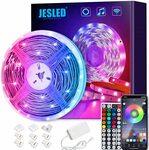 JESLED 5m Tuya Wi-Fi Smart LED Strip Light Remote & Alexa Control $19.19 + Delivery ($0 Prime/ $39 Spend) @ JESLED via Amazon AU
