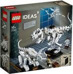 LEGO Ideas 21320 Dinosaur Fossils $79.96, 21321 International Space Station $79.96 Delivered ($0 C&C) @ David Jones