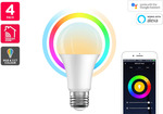 4pk Kogan 10W Colour & Warm/Cool White Smart Bulb $22.09 + Shipping (Free Delivery with Kogan First) @ Kogan