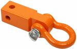 Maxi Trac Recovery Hitch Receiver with Bow Shackle $19 @ Repco