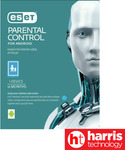 [Android] ESET Parental Control For Android 1 Device 1 Year $1 (Key Only) @ Harris Technology eBay