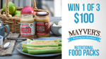 Win 1 of 3 Mayver's Prize Packs Worth $102 from Seven Network