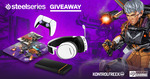 Win Steelseries Peripherals + Apex Legends Champions Edition from Steelseries