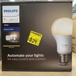 [TAS] Phillips Hue Starter Kit Clearance $29 ES Only @ Bunnings Warehouse Hobart, Glenorchy