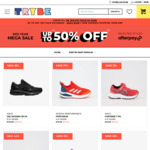 Extra 30% off on Selected Sale Items + $10 Delivery ($0 with $89 Order) @ The Trybe