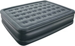 Double Height Queen Size Velour Airbed with 240V Pump $55.99 + Shipping ($0 C&C) @ BCF (Club Membership Required)