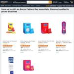 Durex 30 Pk Condom Varieties $8.45 - $8.89 (Expired), Massage Gel Lubricant 200ml $5.86 + Post ($0 with Prime/ $39+) @ Amazon AU
