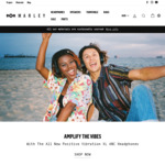 50% off Store Wide (Excludes Sale Items) + $5/$10 Delivery ($0 with $99 Order) @ House of Marley