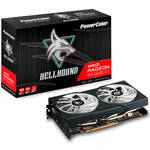 PowerColor Radeon RX 6600 XT Hellhound OC 8GB RDNA 2 Graphics Card $779 + Delivery @ PC Case Gear
