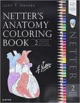 [Back Order] Netter's Anatomy Coloring Book Updated Edition $9.96 + Delivery ($0 with Prime/ $39 Spend) @ Amazon AU