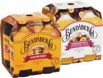 30% off: Bundaberg 4x 375ml Varieties $3.95 (VIC, TAS), $4.40 (NSW, QLD, SA, ACT, WA), $4.45 (NT) @ Woolworths